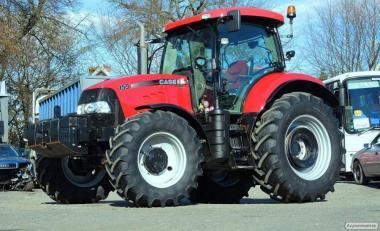 Ciągnik rolniczy CASE PUMA 155 - 2008 ROK