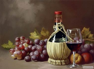 Wino domowe czerwone