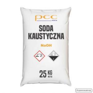 Wodorotlenek Sodu 25 kg, Soda Kaustyczna - wysyłka cała Polska