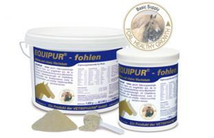 Fohlen - pasza uzupełniająca dla źrebiąt