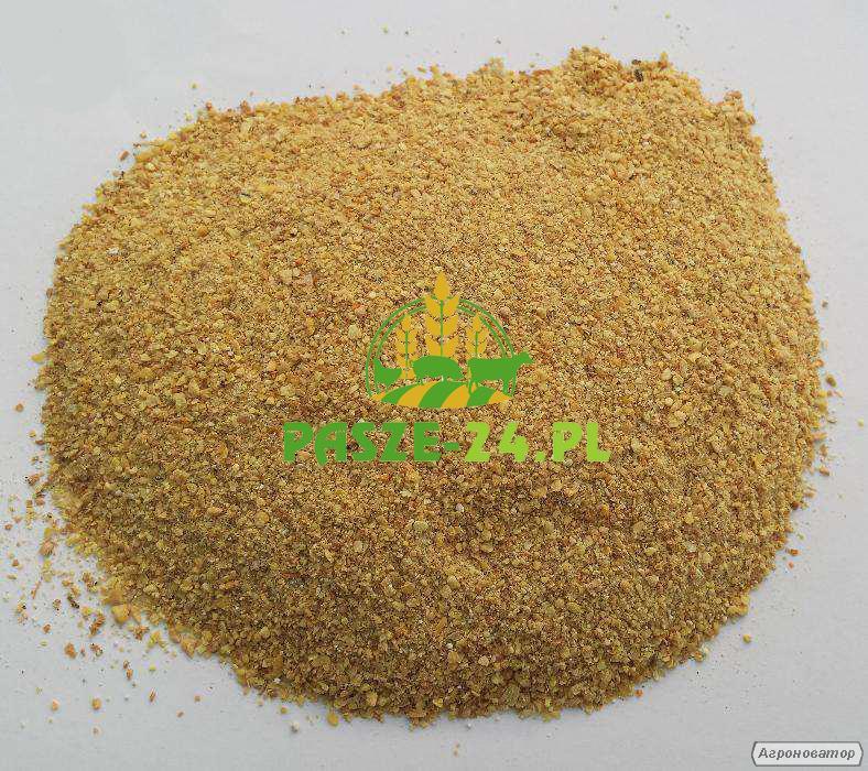 Koncentrat białkowo-witaminowy dla trzody chlewnej