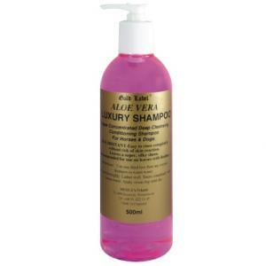 Aloe Vera Luxury - szampon 500ml