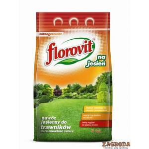 Nawóz jesienny do trawników FLOROVIT 3kg