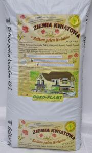 Ziemia kwiatowa – Balkon pełen kwiatów 60L OGRO-PLANT