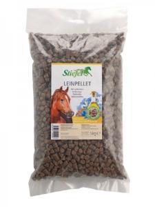 Leinpellet - granulat lniany 5 kg