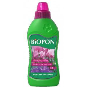 Nawóz płynny do roślin kwitnących BIOPON 0,5L