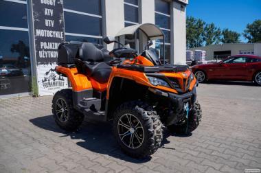 Ciągnik Rolniczy CF-MOTO 850 4x4 rok 2018 - Serwis - Dostawa