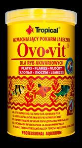 OVO-VIT wzmacniający pokarm w formie płatków z dodatkiem jajek 6x20g