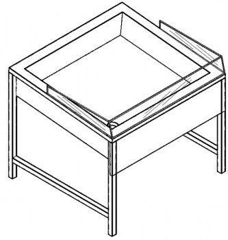 Stół produkcyjny