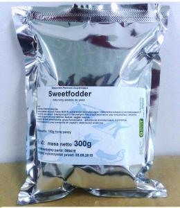 Galvet Sweetfodder mieszanka paszowa uzupełniająca słodzik do pasz 300g