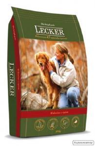 LECKER PREMIUM Wołowina z ryżem 10 kg Karma dla psa CARGILL Sprawdź