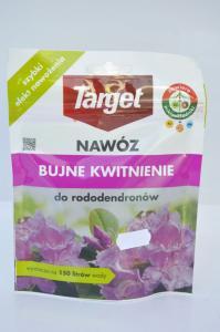 Nawóz do rododendronów bujne kwitnienie Target na 150 L