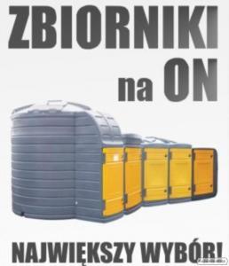 Zbiornik do magazynowania i dystrybucji oleju napędowego