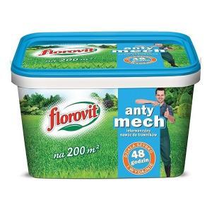 Nawóz Interwencyjny anty mech FLOROVIT 4kg