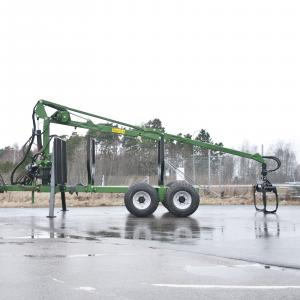 Ładowarka chwytakowa z prowadzeniem równoległym 5,7 m