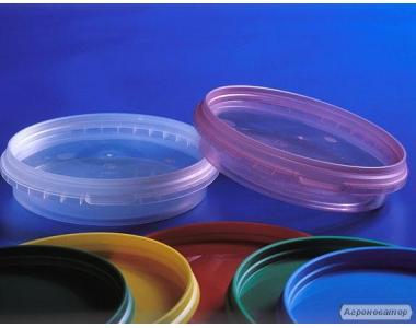 Słój plastikowy