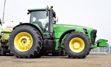 Ciągnik rolniczy JOHN DEERE 8530 - 2007