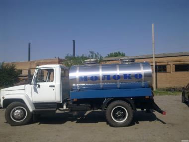Ciężarówki do przewozu mleka