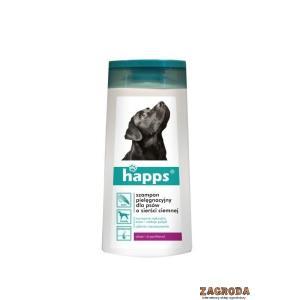 Szampon pielęgnacyjny dla psów o sierści ciemnej HAPPS