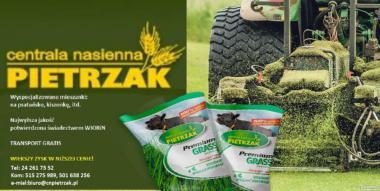 Ekologiczne mieszanki traw