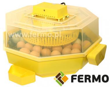Inkubator do jaj iBator Home AUTO z silnikiem, automatyczny obrót jaj + klujnik