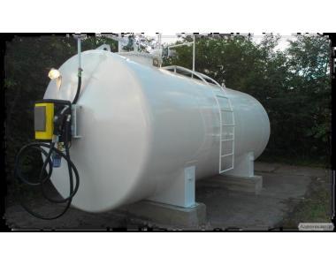 Zbiornik na oleje i smary poziomy