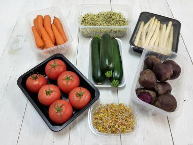 Warzywa paczkowane