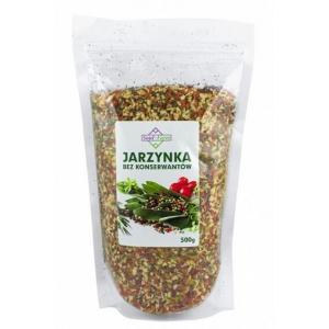 Jarzynka Warzywno-Ziołowa NATURALNA bez glutaminianu sodu 500g