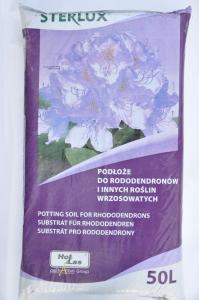 Podłoże do rododendronów i wrzosowatych 50 L Hollas Sterlux
