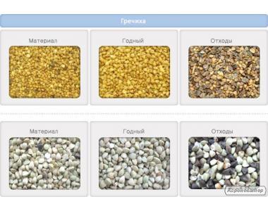 Czyszczenie nasion i zbóż czyszczenie nasion lucerny