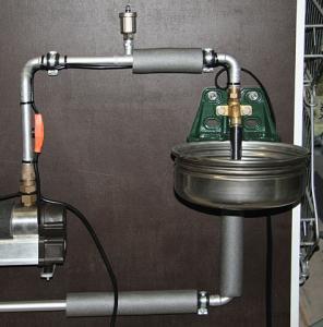 Kabel grzewczy z wtyczką i termostatem