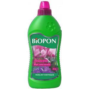 Nawóz płynny do roślin kwitnących BIOPON 1L