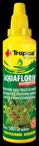 AQUAFLORIN POTASSIUM odżywka z potasem dla roślin wodnych 10x30ml