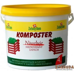 Komposter ZD 4kg