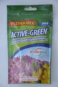 Nawóz do Roślin Balkonowych Active-Green Floramix 200g