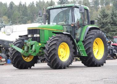 Ciągnik rolniczy JOHN DEERE 6910 PQ - 2001 ROK