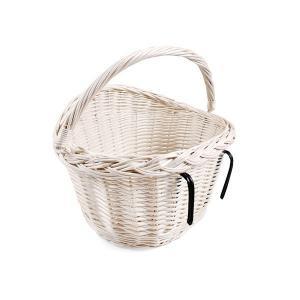 Koszyk ROWEROWY z uchwytem WIKLINA 42x33cm