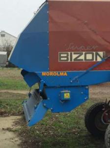 HIT Rozdrabniacz słomy BIZON Z-056/Z-058/Z-50 Super/Rekord sieczkarnia