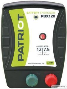 Pastuch elektryczny Patriot PBX 120