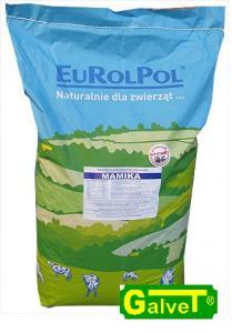 Pasza MPP MAMIKA (18) dla cieląt mlecznych i starszych 25kg; 1 tona