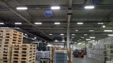 Projektowanie systemu oświetlenia