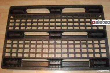 Paleta plastikowa, palety plastikowe 120x80
