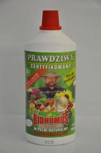 Biohumus Extra uniwersalny 1l