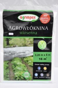 Agrowłóknina wiosenna 3,2 x 5m Agrimpex