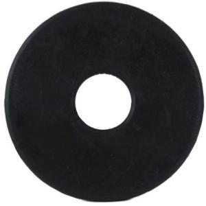 Ślinianki gumowe czarne.