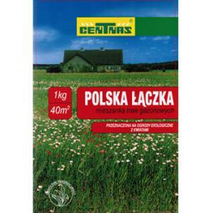 Mieszanka trawnikowa Centnas Polska Łączka z kwiatami 1kg