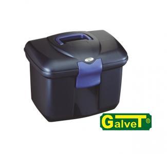 Pudełko duże granat/niebieski