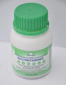 Multiwitaminer TROUWIT – płynna witaminowa mieszanka paszowa 100ml