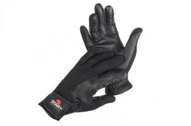 Rękawiczki JAWA GLAM - letnie skórzane
