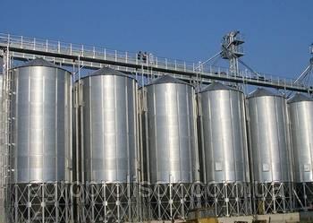 Sprzedaż silosu metalowego